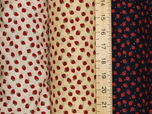 Strawberrys Printed Pure Cotton