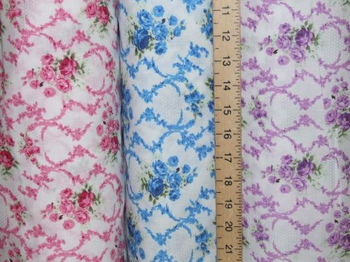 Regency Meadow Printed Polycotton