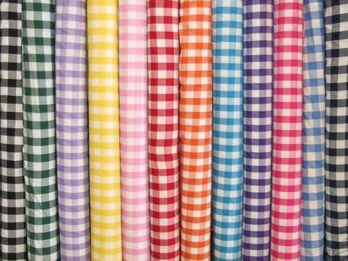 Cotton Gingham 24mm