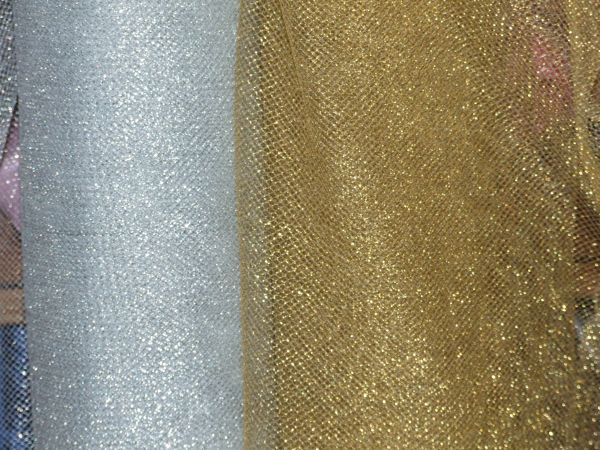 lurex fabric limitations