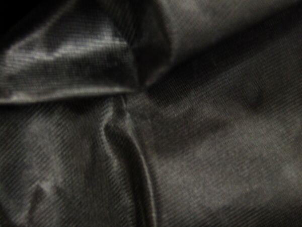 Stiff Nylon / Mesh Fabric - Black