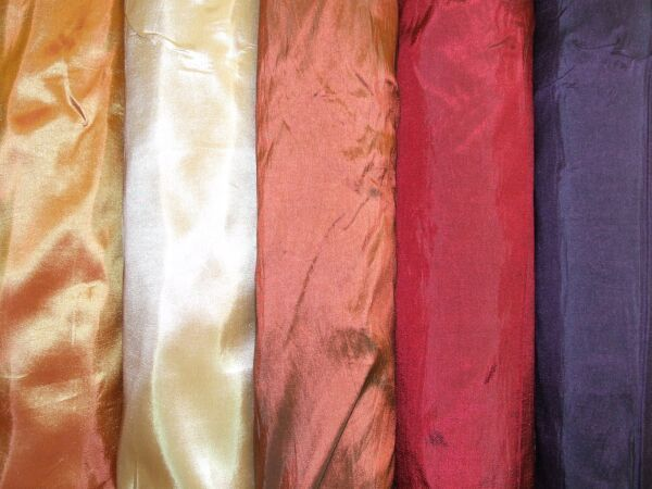 Shot Taffeta Fabric