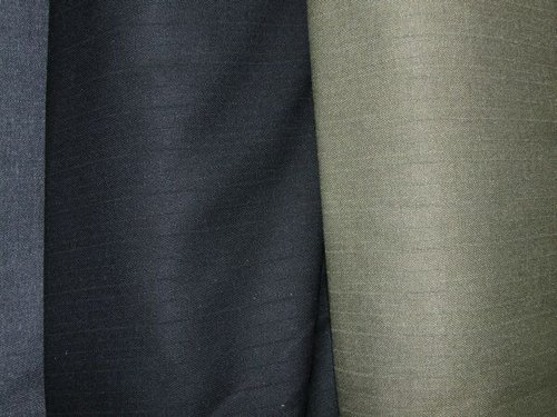 Suiting Fabric - Wide Pin Stripe
