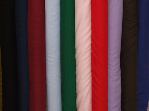 "Plain Viscose Fabric (56"" wide)"