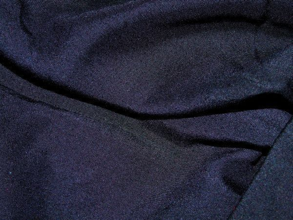 "Plain Black Viscose (56"" wide)"