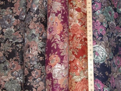 Winter Viscose-mix Fabric