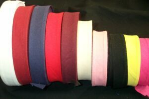 Satin Bias Binding 1""
