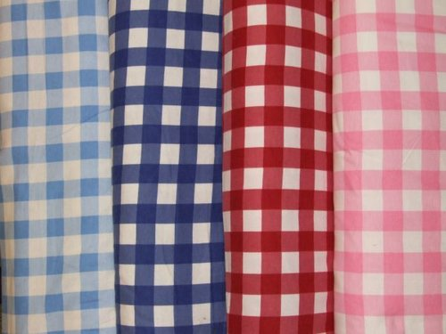 "Brushed Cotton Gingham - Winciette 58"" wide"