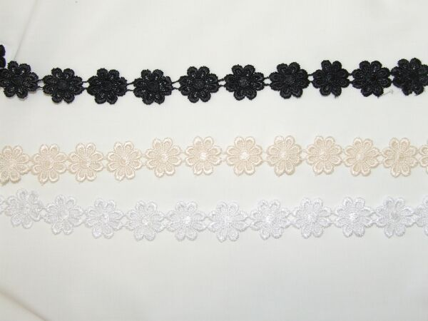 Lace Trimmings (Daisey)