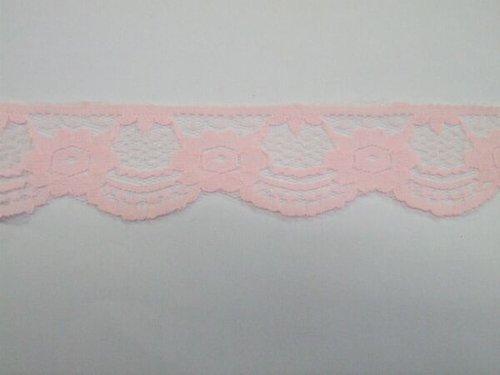 Lace Trimmings - Pink