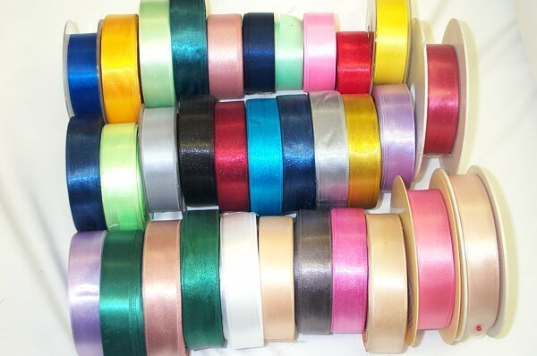 Satin Ribbon 1""