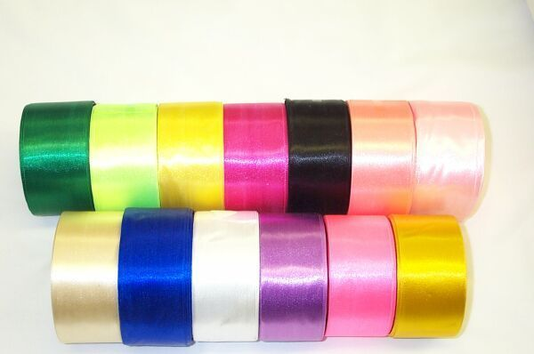 Satin Ribbon 2""