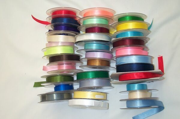 Satin Ribbon 1/2""