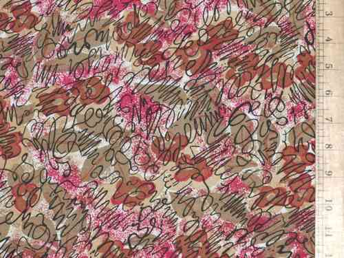 "Cotton Viscose Fabric 60"" wide"