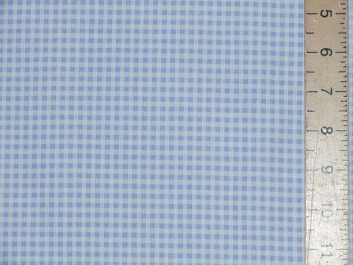 "CLEARANCE: 3mm Cotton Gingham Fabric 60"" wide - SAVE 50%"