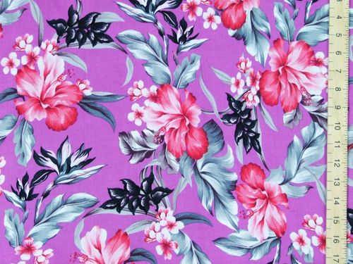 "Cotton Viscose Fabric 58"" wide"