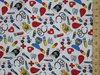 Doctors and Nurses Polycotton Fabric