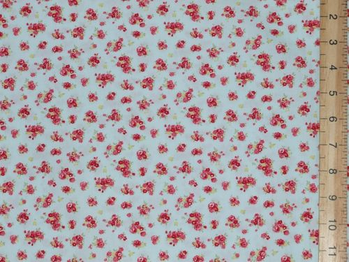 Floral Print Pure Cotton
