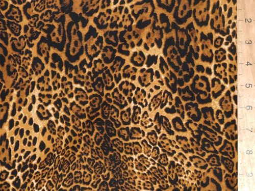 Leopard Print Pure Cotton