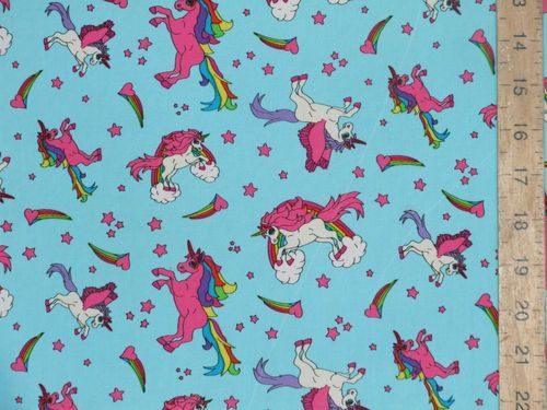 Unicorn Printed Pure Cotton