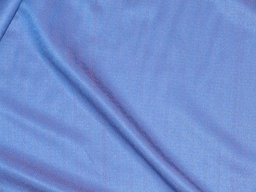 Two-tone Crepe Fabric (Blue)