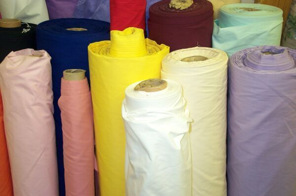"Cotton Sheeting Fabric (90"" wide)"
