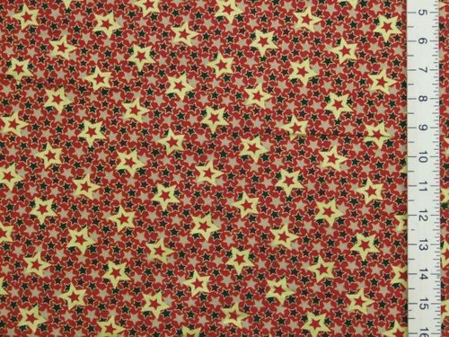 Star Print Pure Cotton