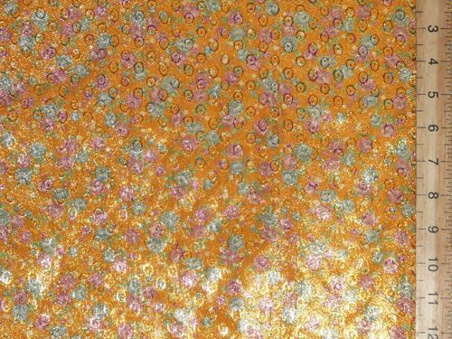 "CLEARANCE: Brocade Fabric 44"" wide SAVE 50%"