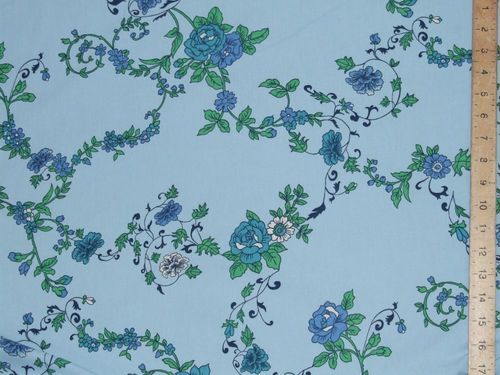 "CLEARANCE: Pure Cotton Print Fabric 58"" wide - SAVE 30%"