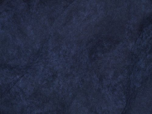 "CLEARANCE: Navy Suedette 58"" wide - SAVE 40%"