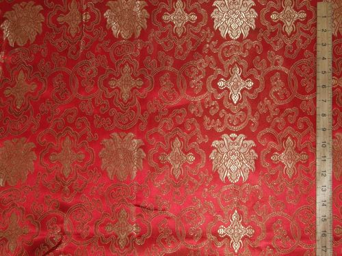 Oriental Rich Brocade Fabric