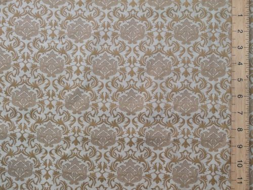 Rich Brocade Fabric