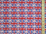 Union Jack Printed Pure Cotton