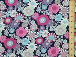 Floral Print Pure Cotton Fabric
