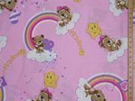 "Extra Wide Printed Polycotton 90"" wide (sheeting)"