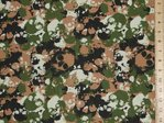 Skull Camo Ultimate Print Pure Cotton