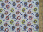 Printed Pure Cotton Fabric - Paw Patrol